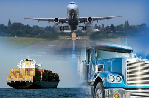 transporte de carga multimodal