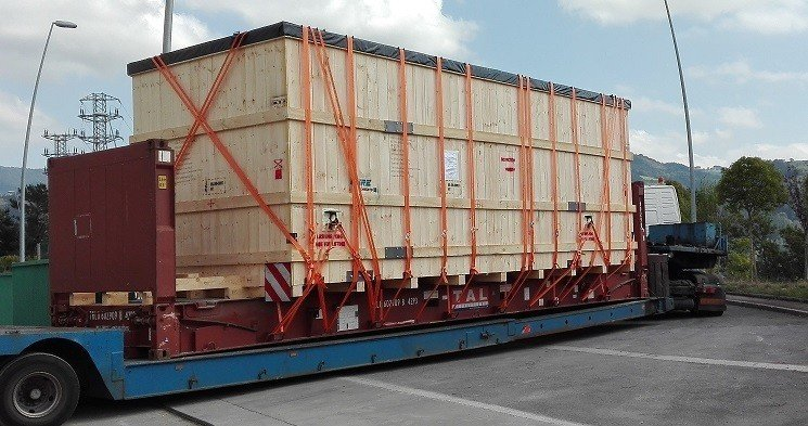 importancia trincaje transporte carga
